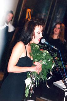 concert at church 1997